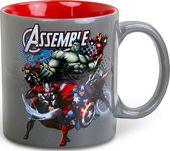Marvel Comics - Avengers Assemble - 20 oz. Jumbo
