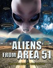 Aliens from Area 51 (2-DVD)