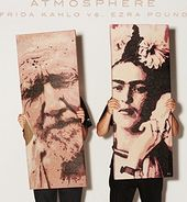 "Frida Kahlo Vs. Ezra Pound (7x7"" Boxset - Small"