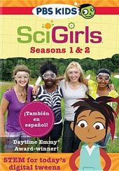 SciGirls - Seasons 1 & 2 (4-DVD)