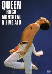Queen - Rock Montreal / Live Aid (2-DVD)