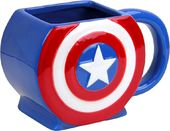 Marvel Comics - Captain America - Shield 3D Mug