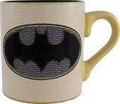 DC Comics - Batman - Logo Mesh Yellow 14oz
