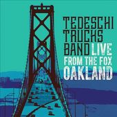 Live from the Fox Oakland (2-CD + DVD)