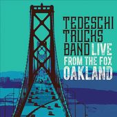 Live from the Fox Oakland (2-CD + Blu-ray)