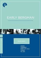 Early Bergman Box Set (5-DVD)