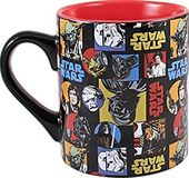 Star Wars - Comic Grid 14oz Ceramic Mug