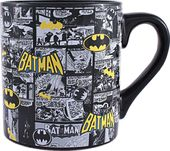 DC Comics - Batman Comic - 14oz Ceramic Mug