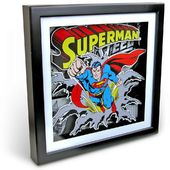 DC Comics - Superman - Flying Shadow Box