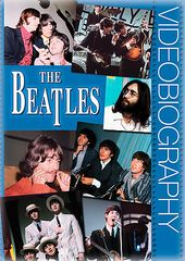 The Beatles - Videobiography (2-DVD + Book)