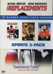 Sports 3-Pack (The Replacements / Tin Cup /
