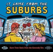It Came from the Suburbs: Rare Teen Rock from the