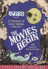 The Movies Begin - A Treasure of Early Cinema,
