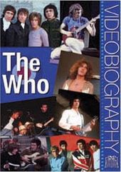 The Who - Videobiography (2-DVD & Booklet)