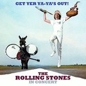 The Rolling Stones - Get Yer Ya-Ya's Out (CD, DVD)