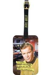 Star Trek - Kirk - Luggage Tag