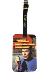 Star Trek - Spock - Luggage Tag