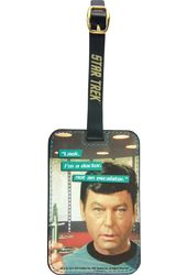 Star Trek - McCoy - Luggage Tag
