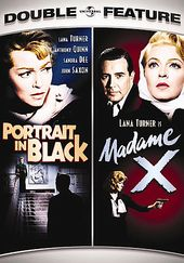 Portrait in Black / Madame X (2-DVD)