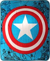 Marvel Comics - Captain America - Shield
