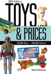 Toys & Prices: 35,000 Toys - 100,000 Values