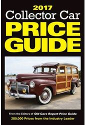 Collector Car Price Guide 2017