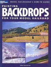 Model Railroading - Painting Backdrops for Your
