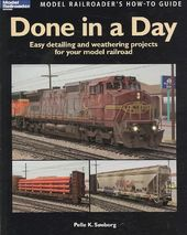 Model Railroading - Done in a Day: Easy Detailing