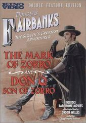 Mark of Zorro / Don Q, Son of Zorro (Silent)