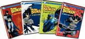 The Batman - Complete Seasons 1-4 (8-DVD)