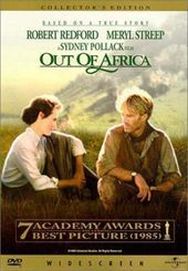 Out of Africa (Limited Edition Packaging,