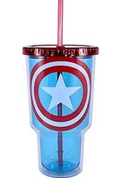 Marvel Comics - Captain America - Shield 32oz