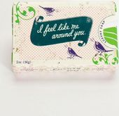 I Feel Like Me Around You Soap