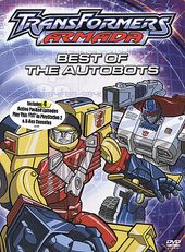 Transformers Armada - Best of the Autobots