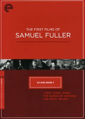 The First Films of Samuel Fuller (3-DVD)