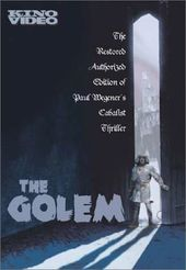 The Golem (Silent) (Restored Authorized Edition)