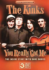 Kinks - You Really Got Me (3-DVD)