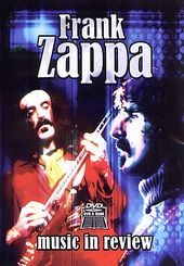 Frank Zappa - Music In Review (Book Packaging)