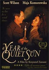 Year of the Quiet Sun (Rok spokojnego slonca)