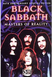 Black Sabbath - Masters of Reality (3-DVD)
