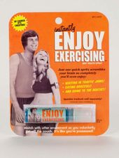 Instantly Enjoy Exercising Breath Spray