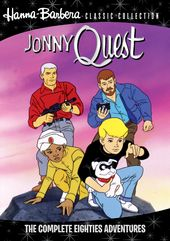 Jonny Quest - Complete Eighties Adventures