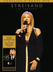 Barbra Streisand: The Concerts (3-DVD)