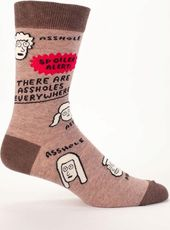 There are Assholes Everywhere - Men's Socks