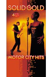 Solid Gold: Motor City Hits (4-CD)