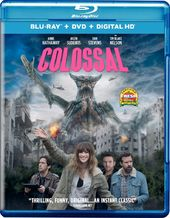 Colossal (Blu-ray + DVD)