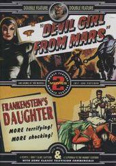 Devil Girl from Mars / Frankenstein's Daughter