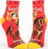 Boss Lady - Women's Ankle Socks