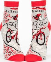Hellraiser - Women's Ankle Socks