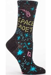 Space Cadet - Women's Crew Socks